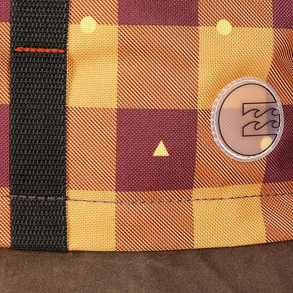 Рюкзак женский Billabong Backpack Mustard Proskater.ru 2850.000