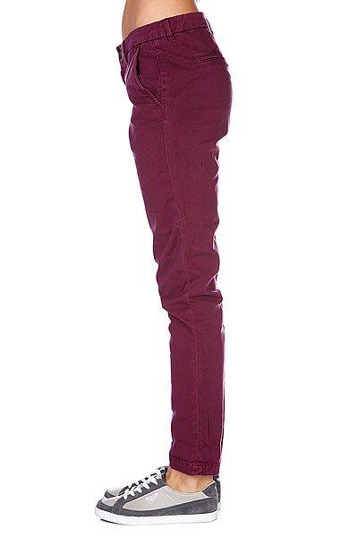 Штаны женские Roxy Sunkissers Colors Grape Wine Proskater.ru 4190.000