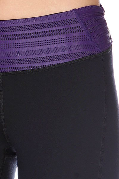 Леггинсы женские Roxy All Around Pant True Black Proskater.ru 2990.000