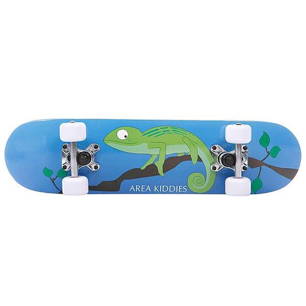 Скейтборд в сборе детский My Area Green Chamelion 6.0 (15.2 См) Proskater.ru 1580.000