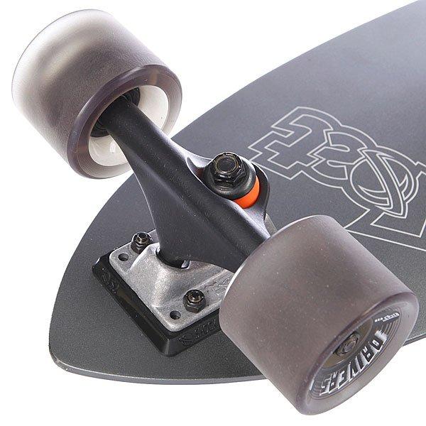 Лонгборд в сборе Lost Hesher Aluminium Cruiser Charcoal 22.8 x 7.8 (19.8 см) Proskater.ru 8140.000