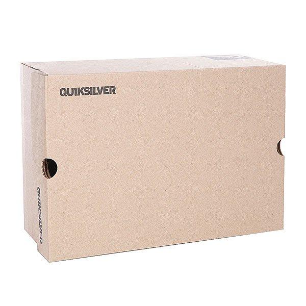 Кеды кроссовки зимние Quiksilver Mohawk Suede Full Brown Proskater.ru 5990.000