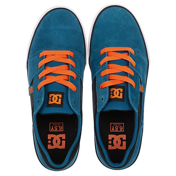 Кеды кроссовки детские DC Shoes Tonik Ocean Depths Proskater.ru 2450.000