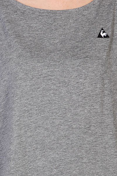 Лонгслив женский Le Coq Sportif Bien Etre Vautisse Tee Med Grey Proskater.ru 2774.000
