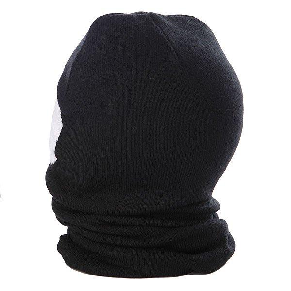 Балаклава Holden X Stussy Skull Ski Mask Black Proskater.ru 1229.000