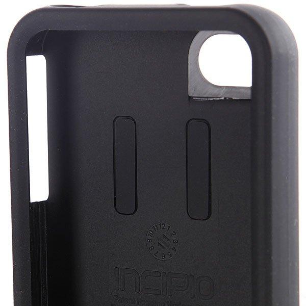 Чехол для Iphone Incipio Cliche Camera Edge Iphone 4 Incipio Case Black Proskater.ru 2010.000