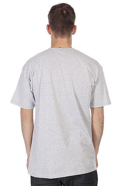 Футболка Obey Glitch Heather Grey Proskater.ru 1250.000