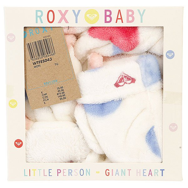 Шапка детская Roxy Free Balloon Dottika Com Wwh Proskater.ru 1580.000