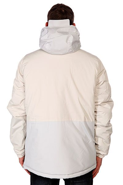 Анорак Mazine Glacier Windbreaker Mazine Grey/Rainy Day Proskater.ru 7990.000