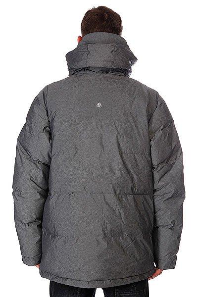 Куртка Quiksilver Travis Rice Polar Pillow Jacket 15 Caviar Proskater.ru 16990.000