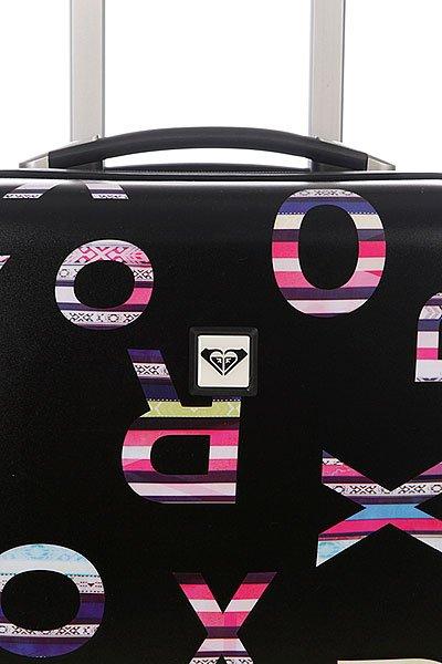 фото Сумка женская дорожная женская Roxy Hard Case Cabin True Black - картинка [2]