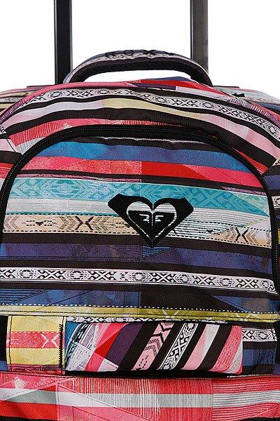фото Сумка женская дорожная женская Roxy Long Haul Fandango Pink - картинка [2]
