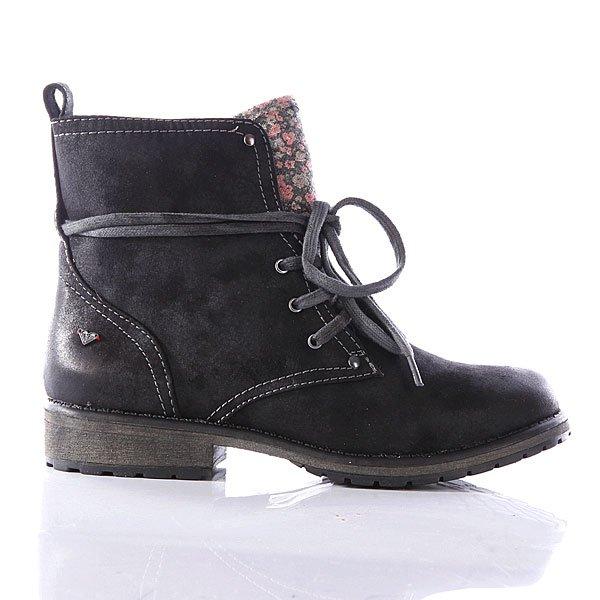 Ботинки детские Roxy Rg Bowman Black Proskater.ru 3490.000