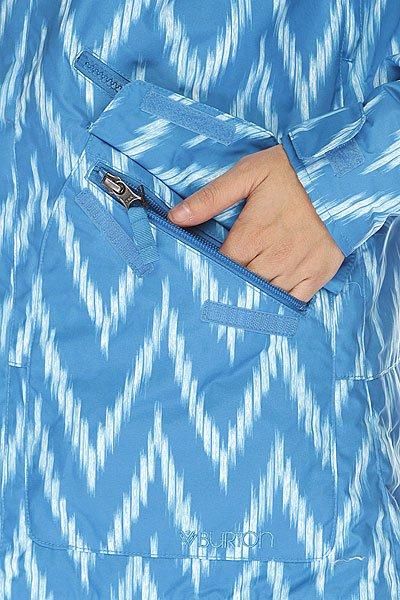 Куртка женская Burton Wanderlust Jacket Zag Zig Proskater.ru 12650.000
