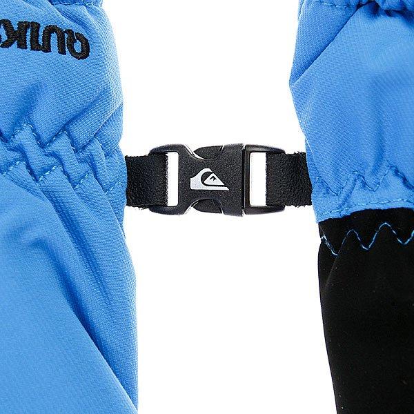 Варежки сноубордические Quiksilver Indie Mitts Brillant Blue Proskater.ru 1390.000