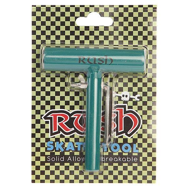 Ключ для скейтборда Rush Metall Green Proskater.ru 720.000