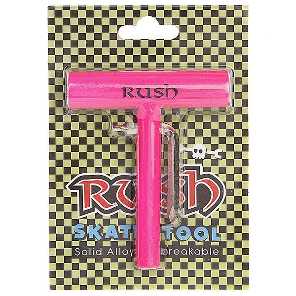 Ключ для скейтборда Rush Metall Pink Proskater.ru 720.000