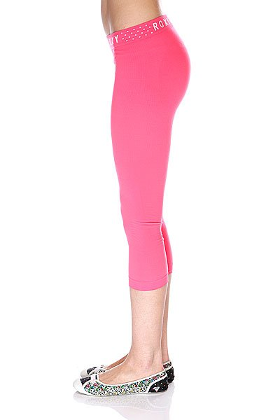 Термобелье (низ) Roxy Seamless 3/4 Legging Diva Pink Proskater.ru 2790.000