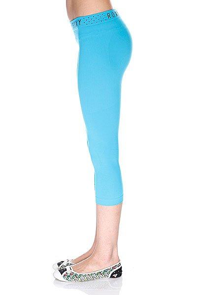 Термобелье (низ) женское Roxy Seamless 3/4 Legging Hawaian Ocean Proskater.ru 2790.000