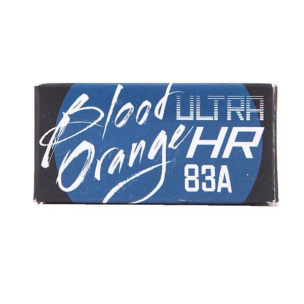 Амортизаторы для скейтборда Blood Orange Barrel Blue Set 83a от Proskater