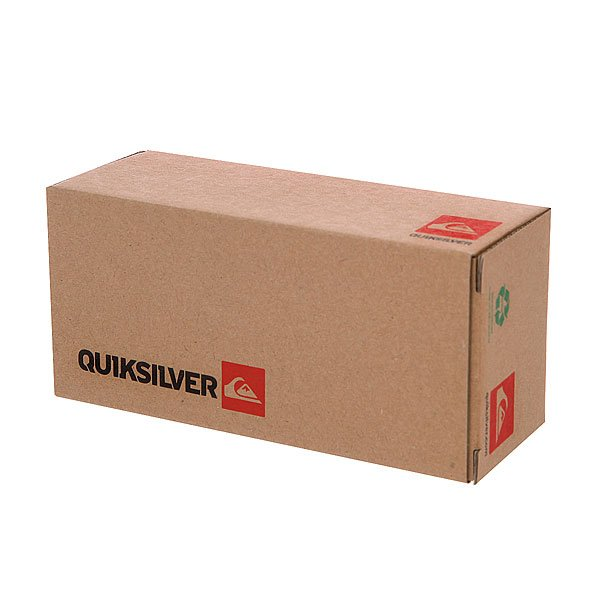 Очки Quiksilver Carpark True Black/Grey