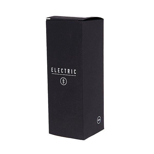 Очки Electric La Txoko Matte Black/M Grey