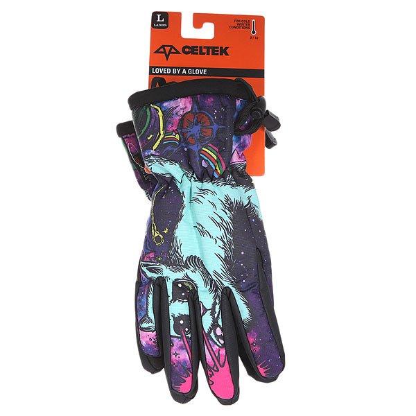Перчатки сноубордические женские Celtek Loved By A Glove Flying Maas Er от Proskater