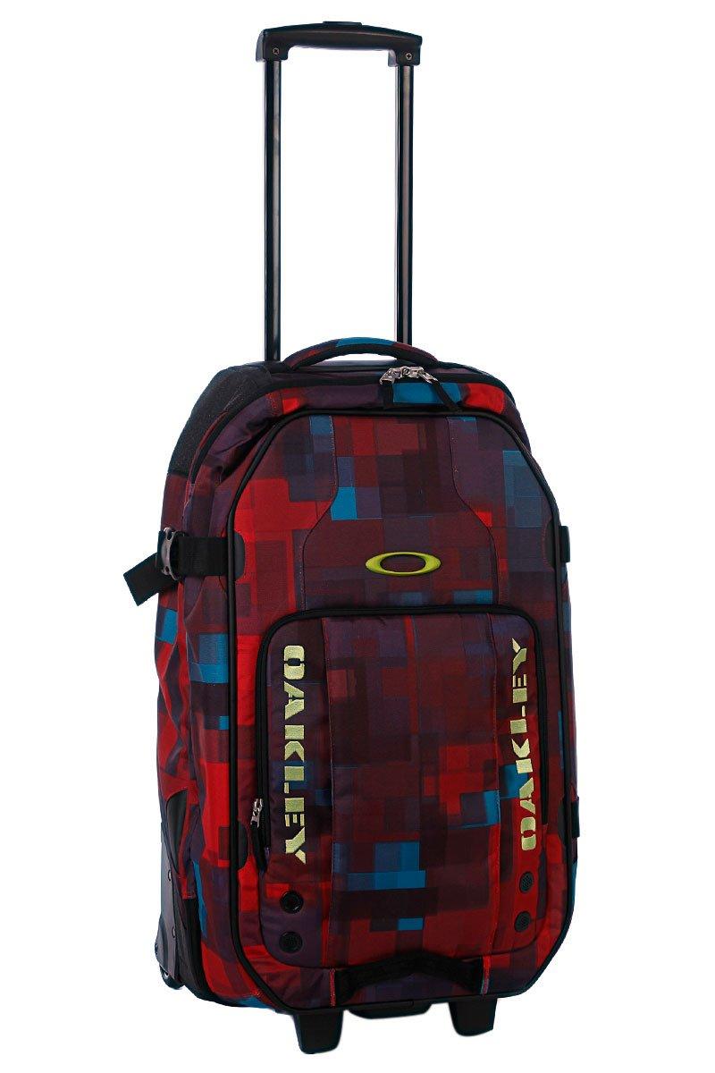 сумка oakley : Oakley medium roller red print