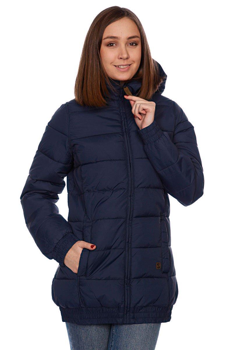 Куртка пуховик женская Rip Curl Diligance Jkt Dress Blue купить за 4 920,00 руб. в интернет