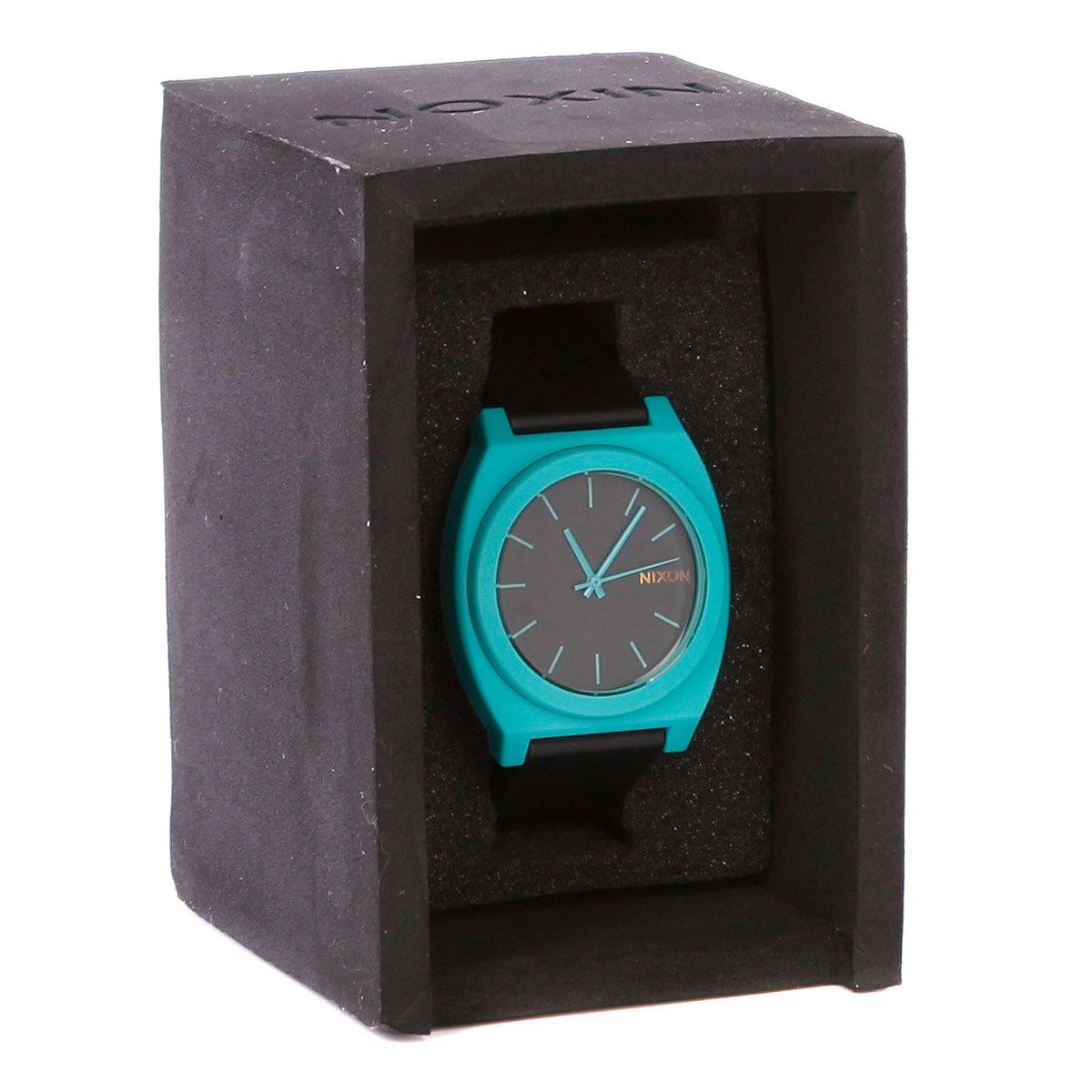 Часы Nixon Time Teller P A/s Neon Orange O/s