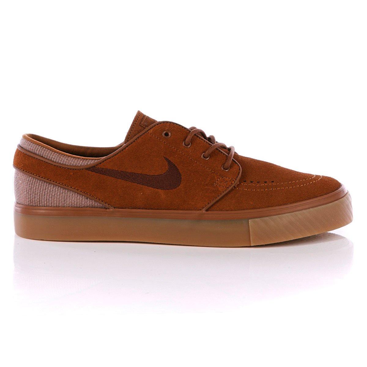 7171a9ee ... Кеды Nike Zoom Stefan Janoski Light British Tan/Dark Field Brown ...