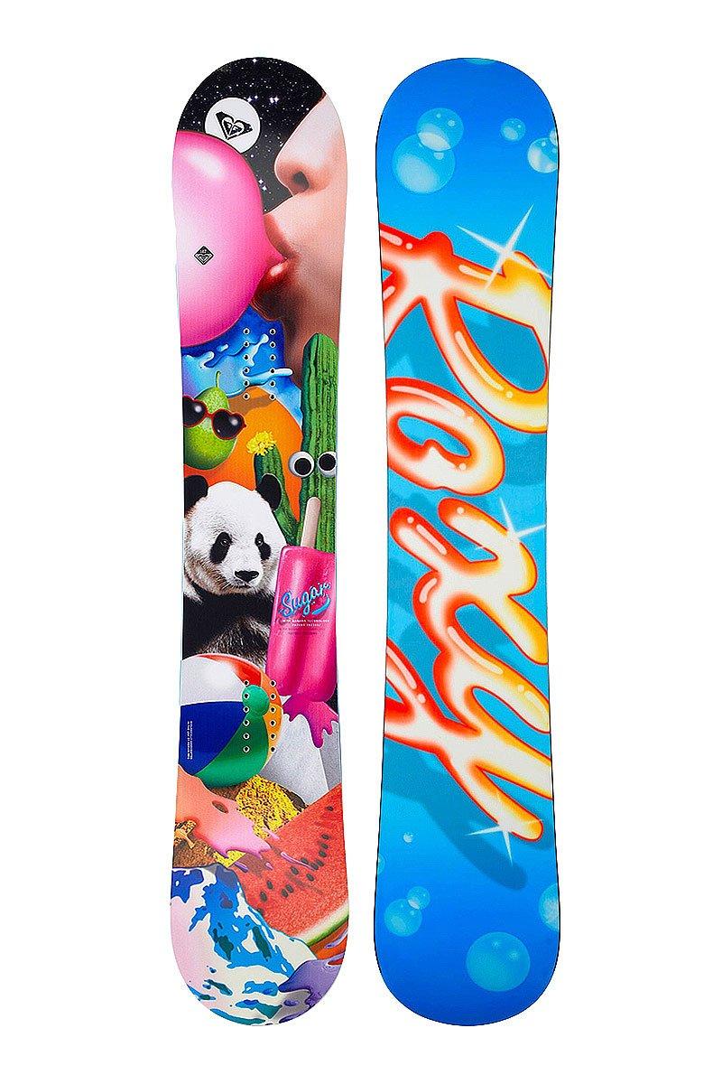 67cf3fcdd9 Купить сноуборд женский Roxy Sugar Banana Assorted 152 (WTWNB113) в  интернет-магазине Proskater.by