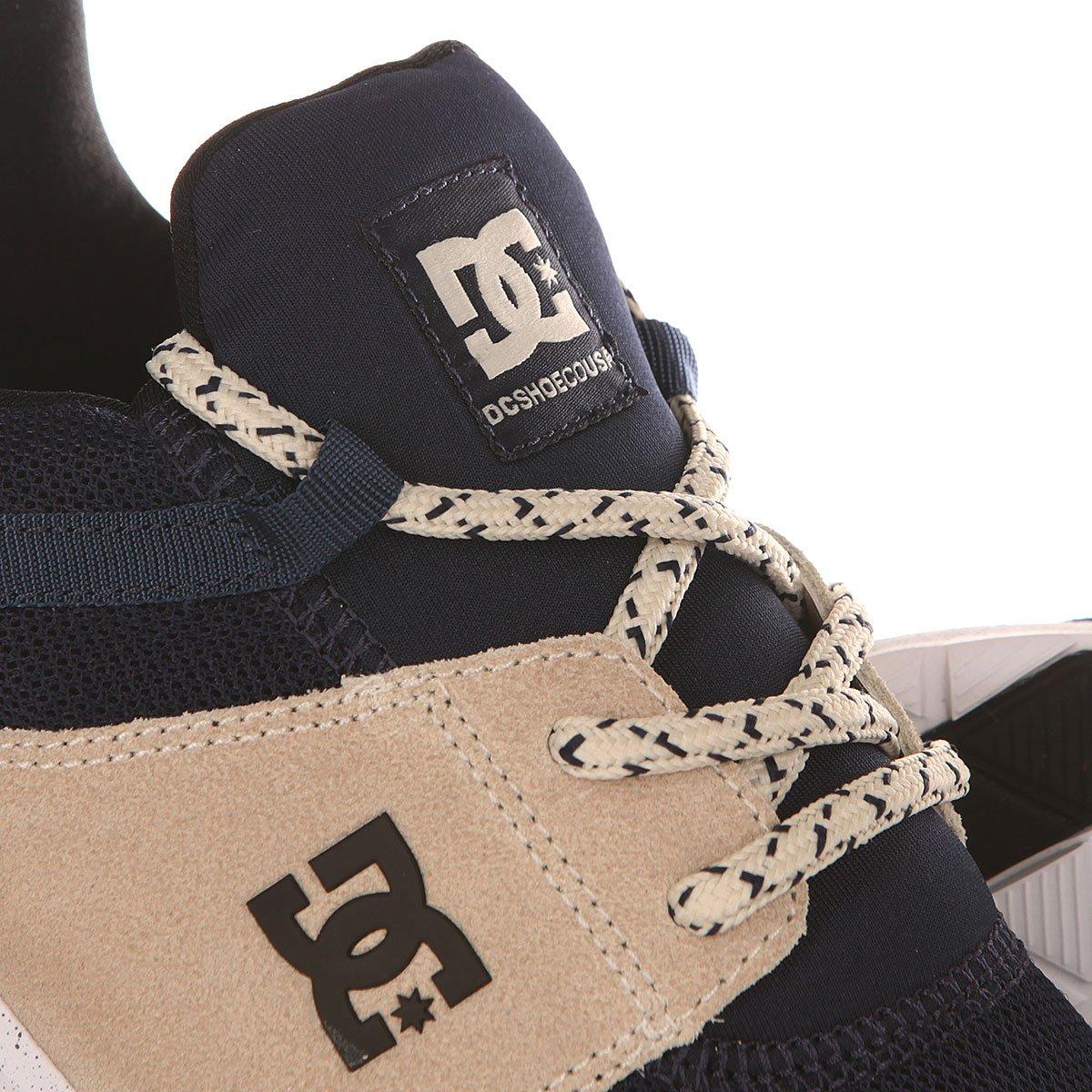 Кроссовки Dc Heathrow M Shoe Fw Navy 9,5