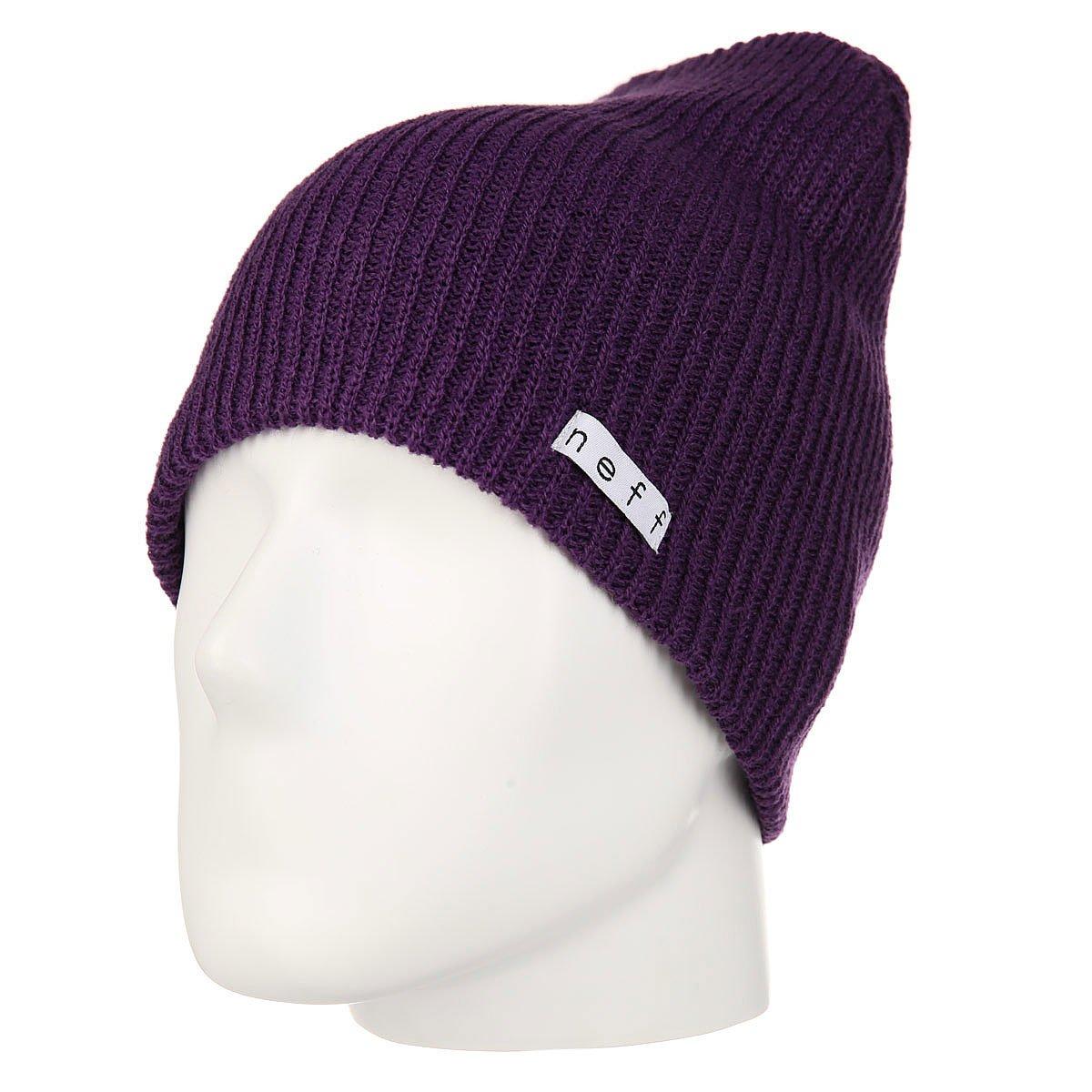 1161bd9c8f2 Купить шапку Neff Daily Beanie Purple в интернет-магазине Proskater.kz