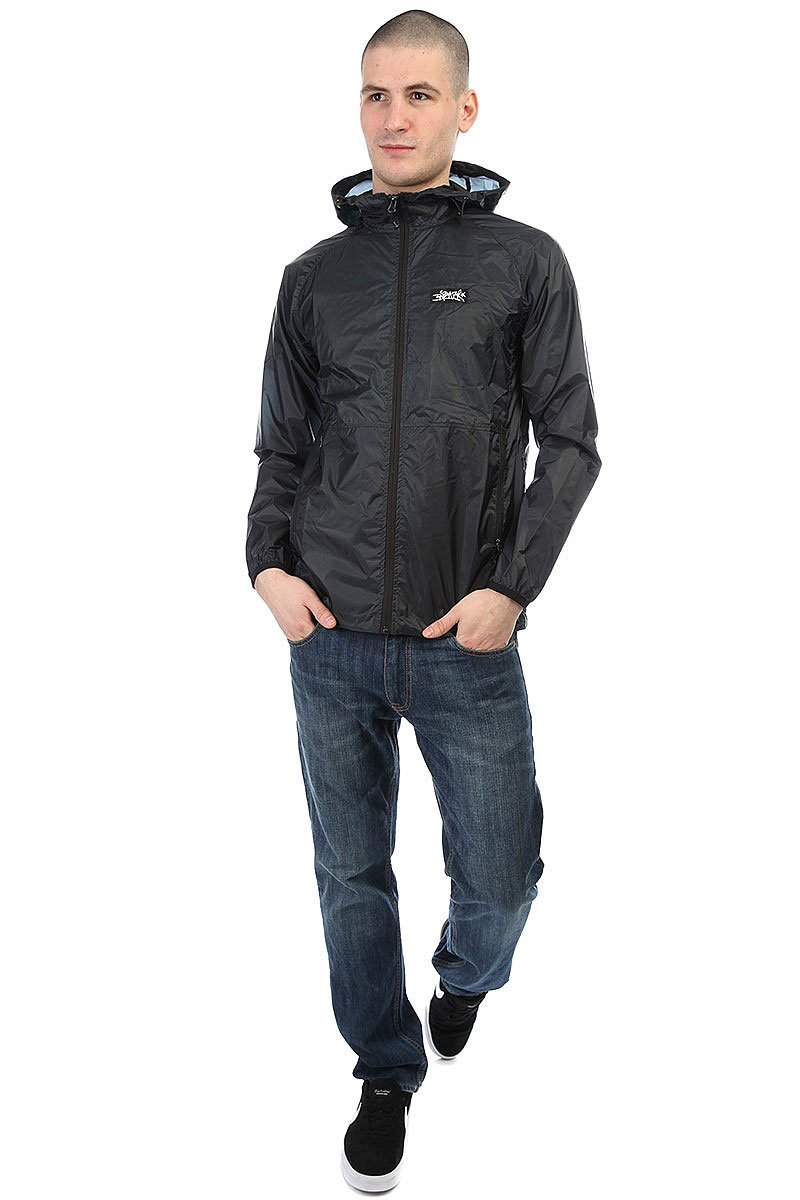 Ветровка Anteater Windjacket-55 Black
