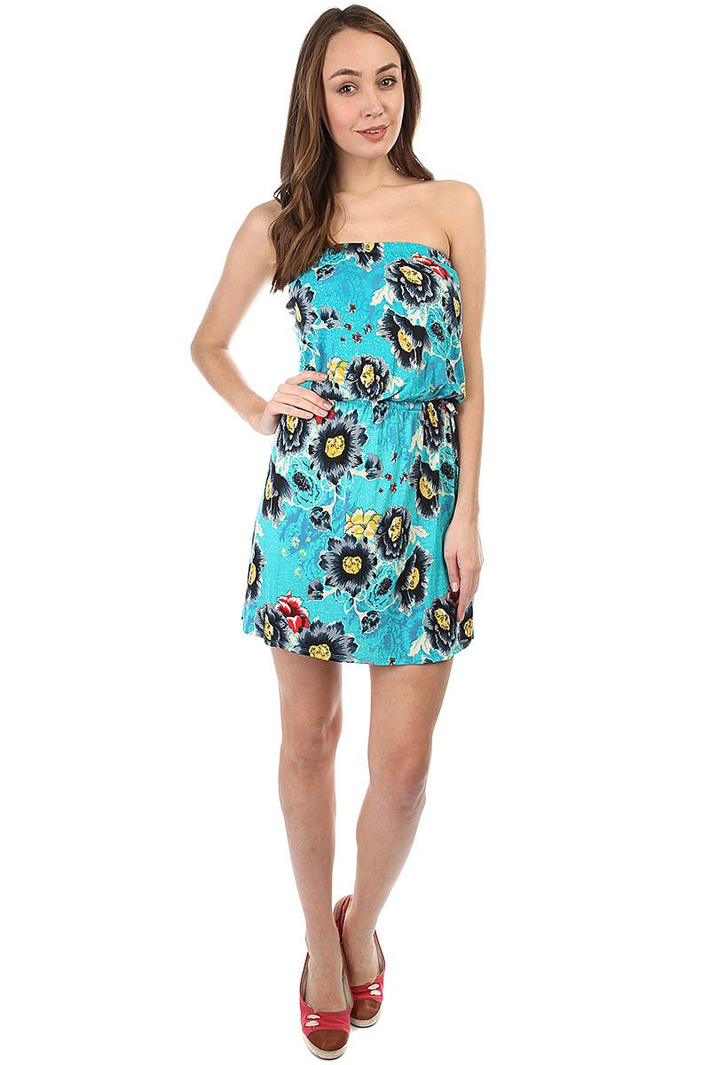 Платье женское Billabong New Amed Costa Blue