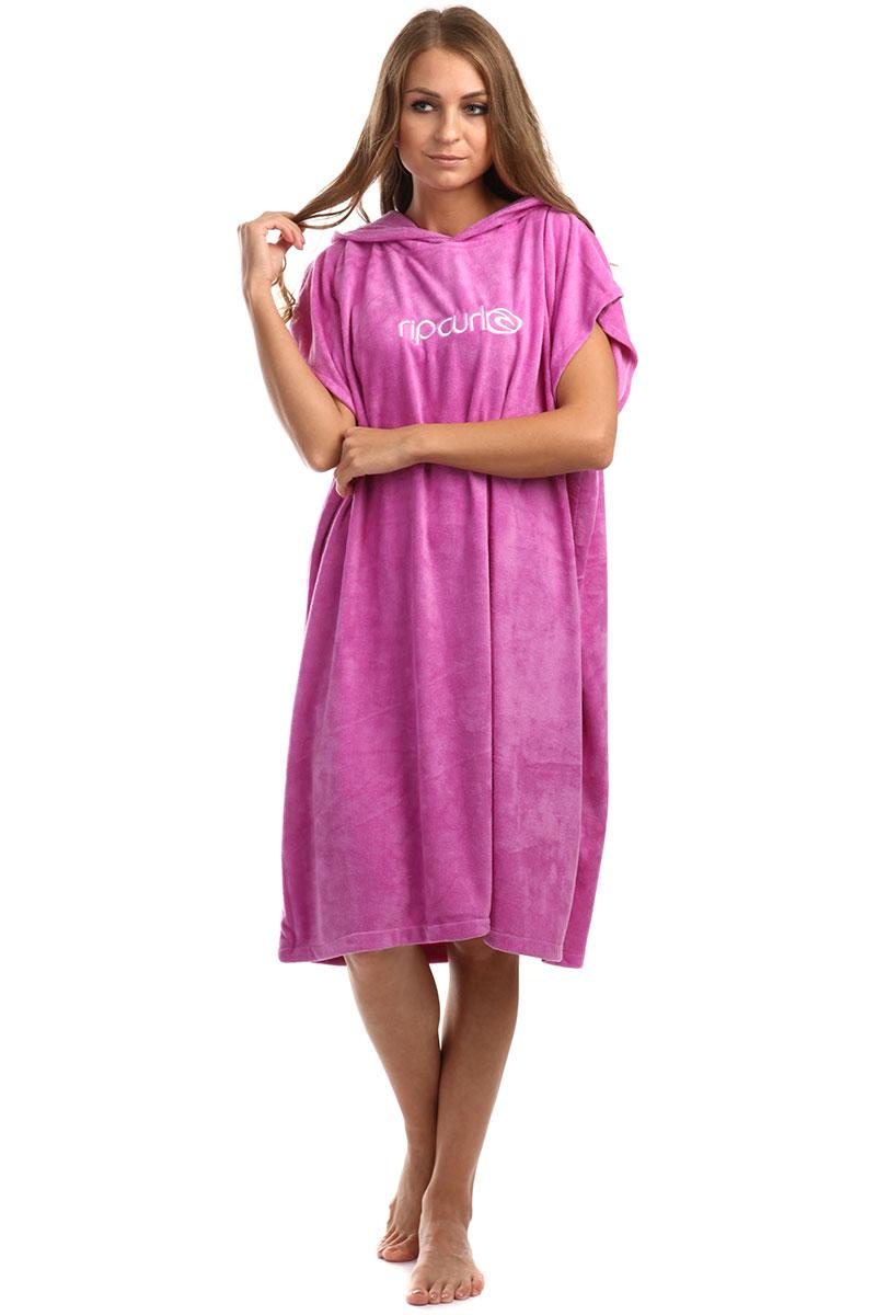 f0b8195579 Купить пончо женское Rip Curl L N S Hooded Towel Pegaso в интернет