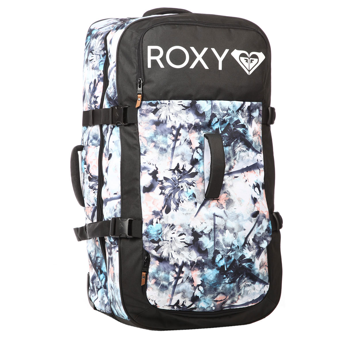 Купить сумку дорожная женскую Roxy Long Haul Bag Lugg Bachelor Button Wate  (ERJBL03119-BGZ1) в интернет-магазине Proskater.by 609f2d274d0