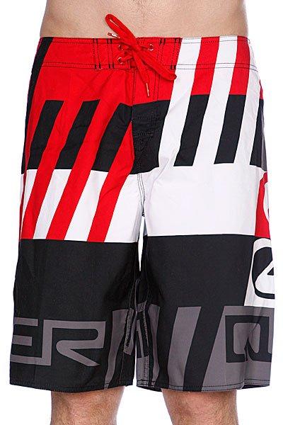 Пляжные мужские шорты Quiksilver Go Massive Quik Red