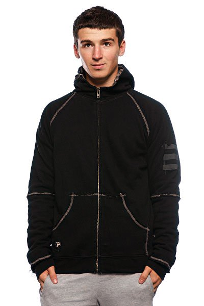 Толстовка Fallen Cobra Ii Hood Fleece Black cobra ru935 ст black