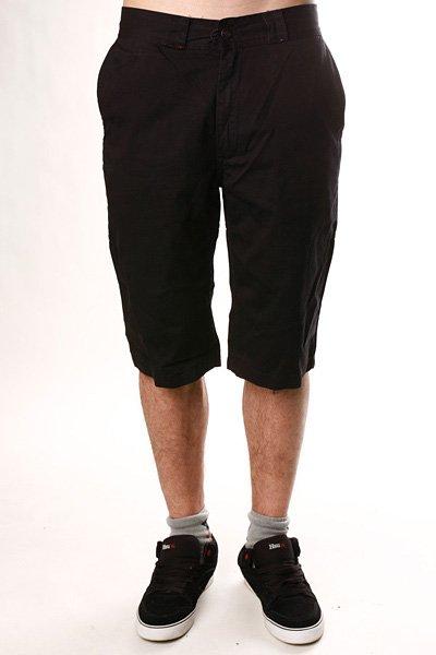 Классические мужские шорты Independent Hewitt Chino Plague Black