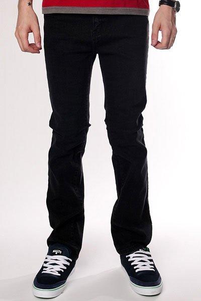 Джинсы узкие Zero Jeans Black<br><br>Цвет: черный<br>Тип: Джинсы узкие<br>Возраст: Взрослый<br>Пол: Мужской