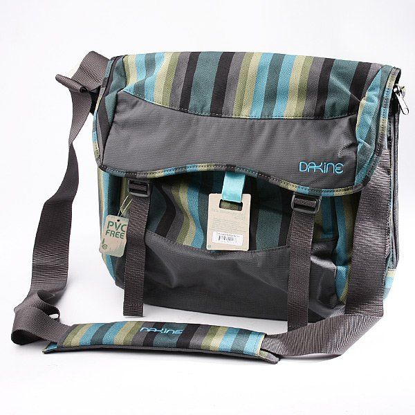 Сумка женская Dakine Grl Messenger Bag Sm Nest/Charcoal