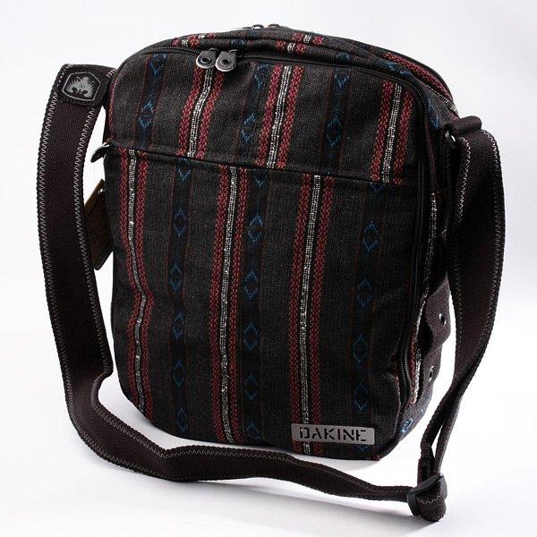 Сумка Dakine District Bag Player<br><br>Цвет: черный,серый<br>Тип: Сумка<br>Возраст: Взрослый<br>Пол: Мужской