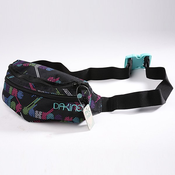 Сумка Поясная Dakine Classic Hip Pack Black Deco
