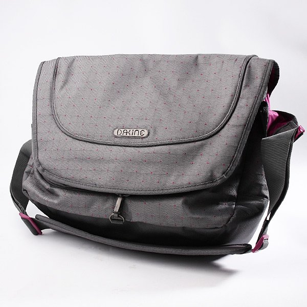 Сумка женская Dakine Girls Messenger Bag Large Avenue / Twill<br><br>Тип: Сумка