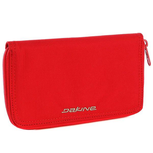 Кошелек Dakine Checkbook Red<br><br>Цвет: красный<br>Тип: Кошелек<br>Возраст: Взрослый