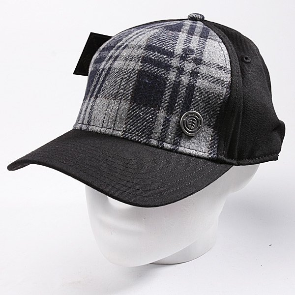 Бейсболка Element Grizzly Cap Total Eclipse