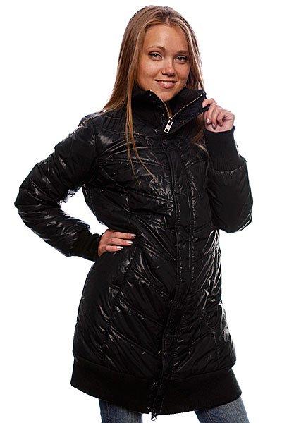 Куртка женская Zoo York Mt Zoo Coat Black