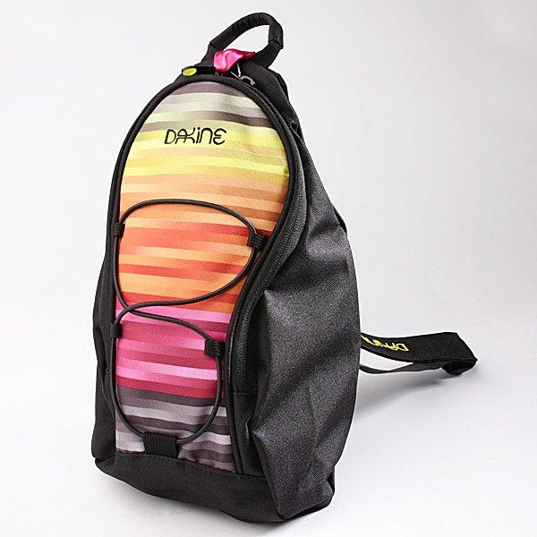 Рюкзак городской женский Dakine Go Go Pack Sns/Bk<br><br>Тип: Рюкзак городской<br>Возраст: Взрослый<br>Пол: Женский